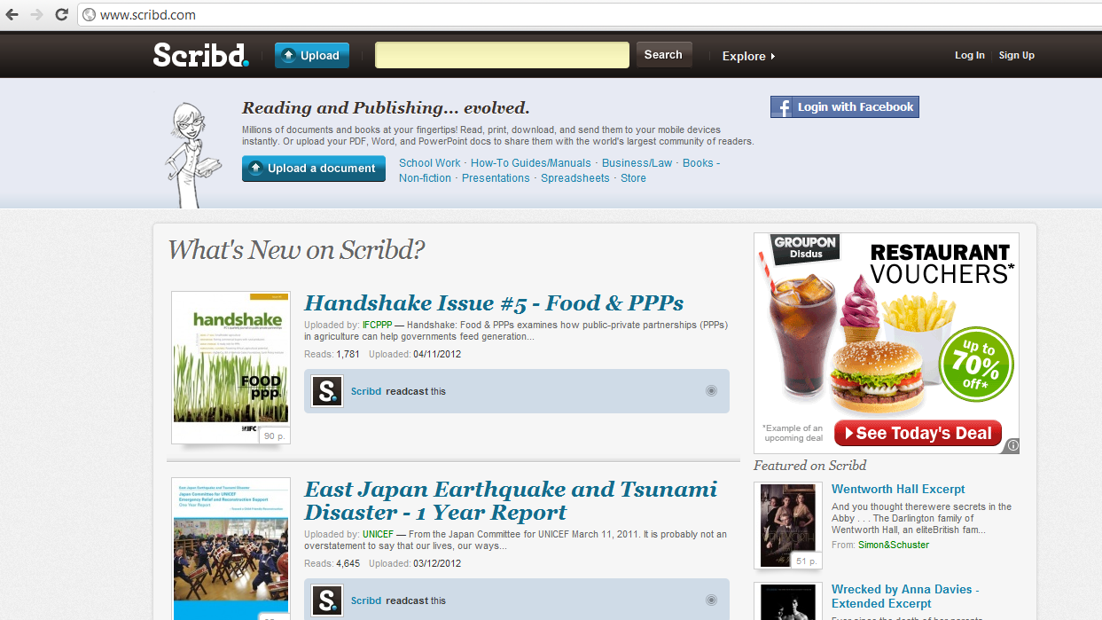 how to download from scribd com